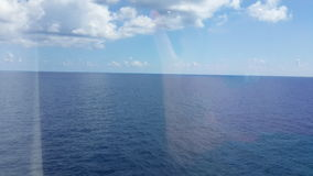 O mar Mediterrâneo Imagem de Stock