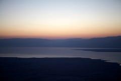 O Mar Morto Imagens de Stock