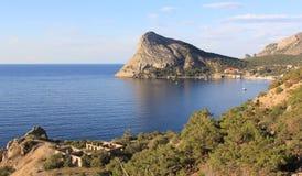 O Mar Negro Fotos de Stock