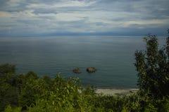 O Mar Negro Foto de Stock Royalty Free