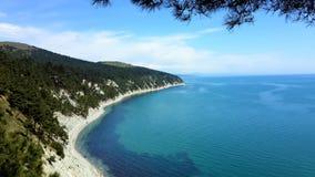 O Mar Negro Imagens de Stock