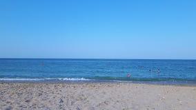 O Mar Negro Imagem de Stock Royalty Free