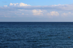 O Mar Negro Fotografia de Stock