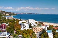 O Mar Negro Albena imagem de stock royalty free