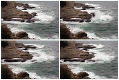 O Mar Negro Kerpe imagem de stock royalty free