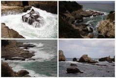 O Mar Negro Kerpe fotos de stock