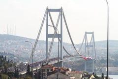 37.o maratón de Vodafone Estambul Fotografía de archivo libre de regalías