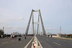 37.o maratón de Vodafone Estambul Imagenes de archivo