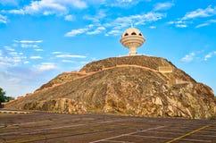 O marco majestoso de Muscat, Omã Fotos de Stock