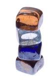 O material transparente pouca parte (2) s imagem de stock