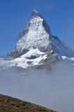 O Matterhorn Imagens de Stock Royalty Free
