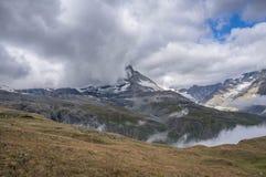 O Matterhorn Imagem de Stock