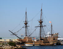 O Mayflower Foto de Stock Royalty Free