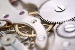 Fim velho do relógio acima Foto de Stock Royalty Free