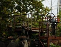 O mecanismo industrial Foto de Stock