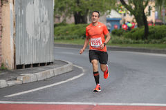 10o meia maratona de Istambul Fotografia de Stock