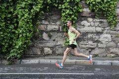 10o meia maratona de Istambul Foto de Stock