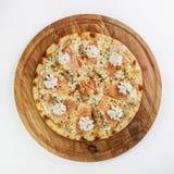 O melhor alimento do italiano da pizza foto de stock
