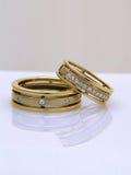 O melhor anel de noivado Imagens de Stock Royalty Free