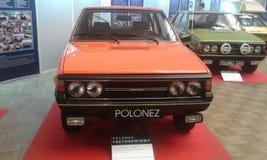 O melhor carro polonês para idades Fotos de Stock