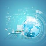 Comércio electrónico Fotos de Stock