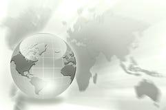 O melhor conceito do negócio global ilustração stock