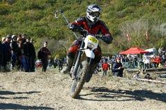 O melhor motociclista Imagens de Stock