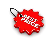 O melhor preço Imagens de Stock Royalty Free