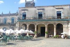 O melhor restaurante de Cuba Fotos de Stock