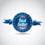 O melhor vendedor Foto de Stock