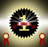 O melhor vendedor ilustra Fotografia de Stock Royalty Free