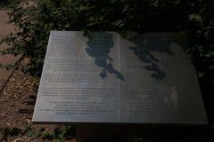 O memorial alegre de Berlim Imagem de Stock