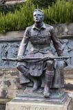 O memorial americano escocês em Edimburgo Foto de Stock Royalty Free