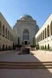O memorial australiano da guerra Fotografia de Stock Royalty Free