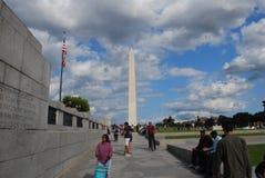 O memorial da segunda guerra mundial imagem de stock