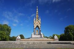 O memorial de Albert em Londres Fotografia de Stock Royalty Free