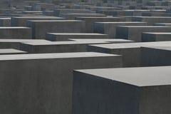 O memorial de Holocaost, Berlim Foto de Stock Royalty Free