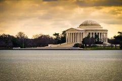 O memorial de Jefferson foto de stock royalty free