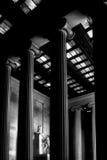 O memorial de Lincoln Fotografia de Stock