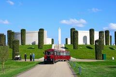 O memorial e a terra das forças armadas treinam, Alrewas Foto de Stock Royalty Free