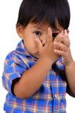 O menino Imagens de Stock