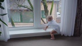 O menino na janela