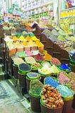 O mercado árabe Fotos de Stock Royalty Free
