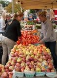 O mercado dos fazendeiros Fotografia de Stock Royalty Free