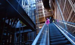 O mercado novo de Souk Fotografia de Stock
