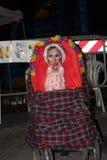 O MIA do BEBÊ da boneca ao carnaval do verão Imagens de Stock Royalty Free