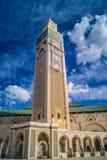 O minarete o mais alto do mundo Imagem de Stock