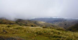 O mistério dos Andes Imagens de Stock