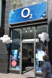 O2 mobile, Allemagne Photos stock