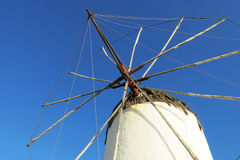 O moinho de vento foto de stock royalty free